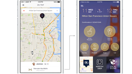 Check Into Your Hotel with Your Uber App
