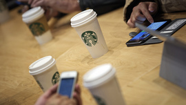Starbucks Continues to Pioneer Mobile Payments