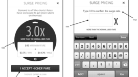 Uber Granted Patent For Surge Pricing Verification