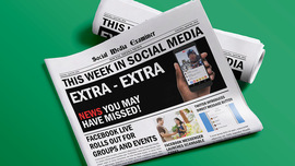 Facebook Live Rolls Out for Groups and Events: This Week in Social Media : Social Media Examiner