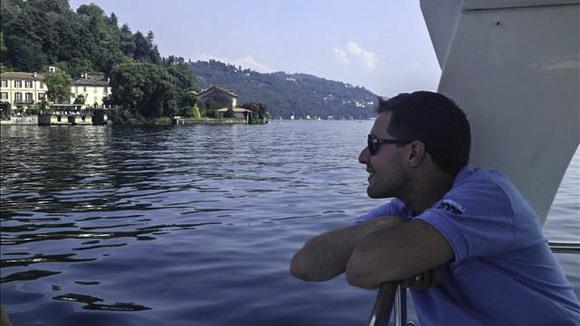 Simeon Kanis, commercieel directeur van Italië Magazine
