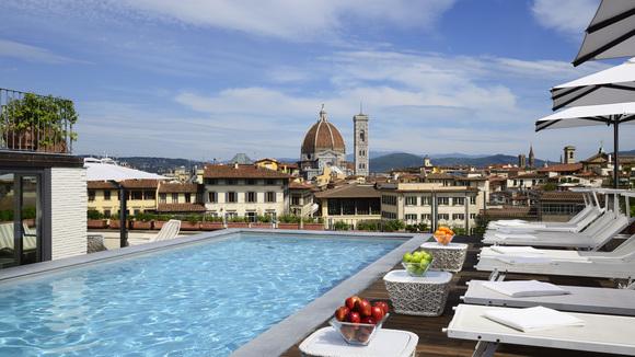 Zoek je een leuke hotelaanbieding in Florence?