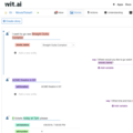 Wit.ai Bot Engine