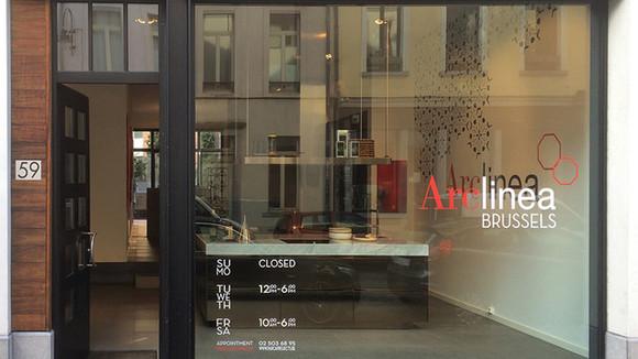 Nieuwe opening in 2016 Arclinea Brussel