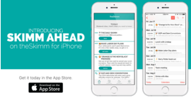 Skimm Ahead — theSkimm Launched A New App