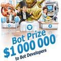 Telegram giving 1 million dollars to bot makers