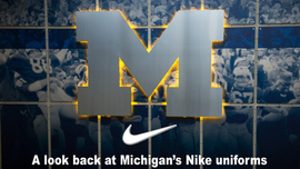 Michigan's Finalized Nike Deal Worth $173.8M