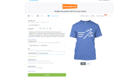 Eventbrite Teams With Teespring, Brings eCommerce
