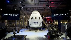 SpaceX Heads To Mars In 2018