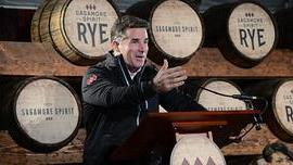 Under Armour CEO Kevin Plank Gets Into The Whiksey Biz