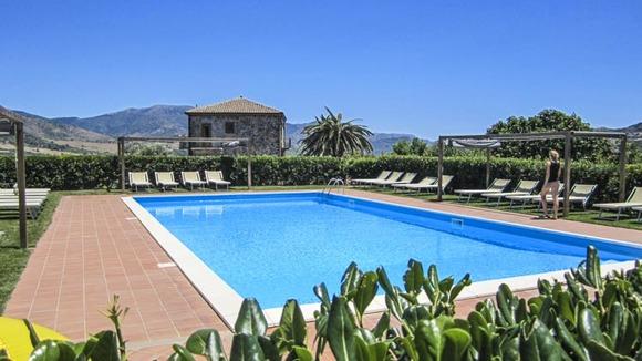 Tenuta Madonnina, wijnlandgoed met luxe vakantiehuizen op Sicilië - Italië met Dolcevia.com