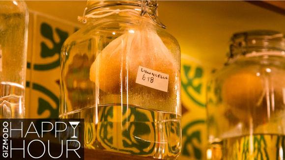 Limoncello - niet mijn drankje om eerlijk te zeggen - maar hier is in ieder geval het authentieke recept.