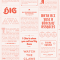 The Value of Multi-Typeface Design — Medium