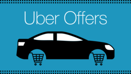 Uber Offers Gets Merchants To Pay For Your Ride