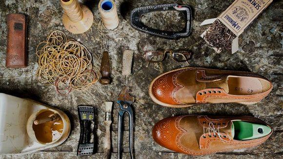 Marche voor met de hand gemaakte designer schoenen en schoenen outlets.