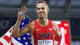 T-Mobile Buys Ad Space on Nick Symmonds