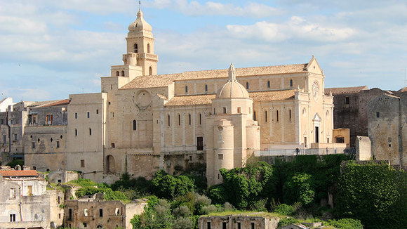 Gravina in Puglia Map and Travel Guide | Wandering Italy