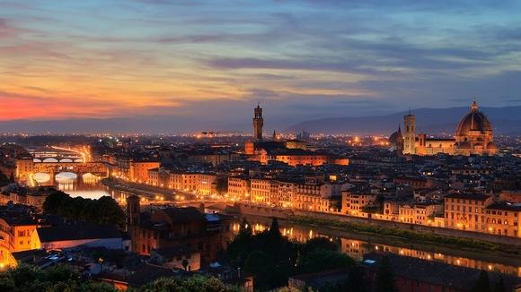 Open dag in Florence op 22 mei voor veel palazzo´s en tuinen die normaal gesloten zijn.