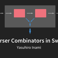 Parser Combinators in Swift, by Yasuhiro Inami