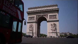In Paris have doors to other European cities - YouTube
