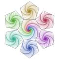 Polygon art (1 SVG) by Gregor Adams