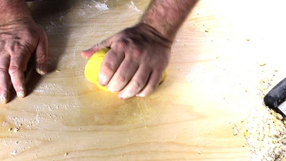 Muziek om pasta bij te kneden van de website « Chestnuts and Truffles