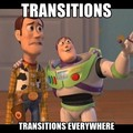 Animate all the things. Transitions in Android