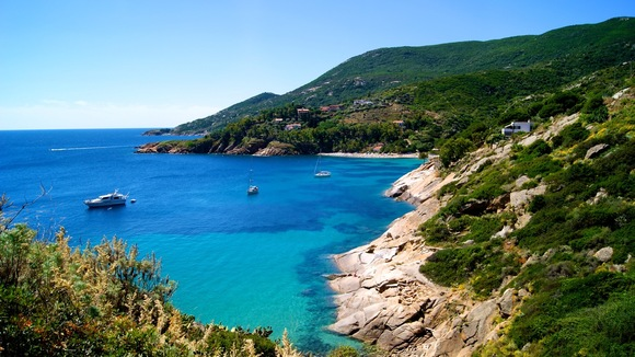 Giglio, parel van de Toscaanse archipel
