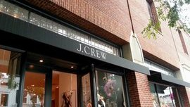 J. Crew's Flagship Brand Falters