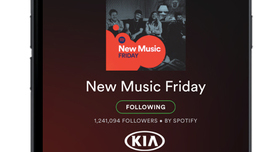 Spotify Opens Its Playlists to Sponsors