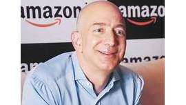 Amazon In India, Sets Pace