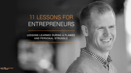 11 Lessons for Struggling Entrepreneurs - Jon Loomer Digital