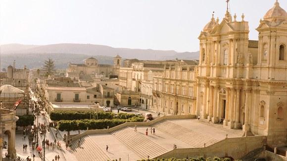 13 mooie foto´s van Noto, de barokstad in het zuiden van Sicilië