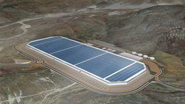 Tesla's Gigafactory Sets Grand Opening