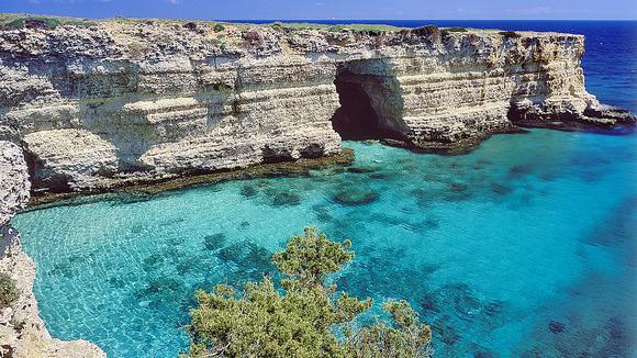 Antistress Resort aan het witte strand van de Salento in Puglia - Italië met Dolcevia.com