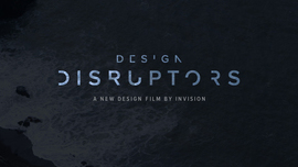 DESIGN DISRUPTORS has released the premier dates!