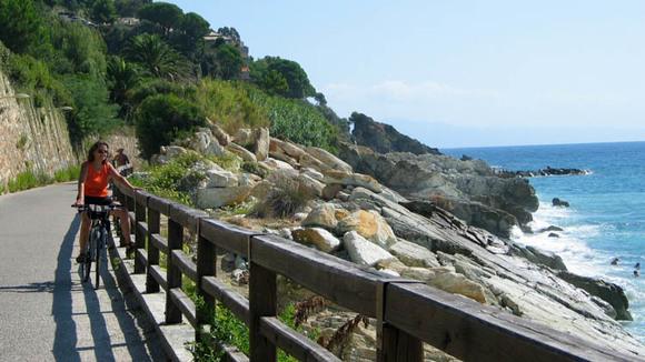 Voor al jullie enthousiastelingen, hier is Bike & Hike in Ligurië - Italië met Dolcevia.com