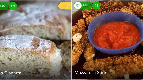 Food Monster – Download de grootste app met vegan Italiaanse recepten