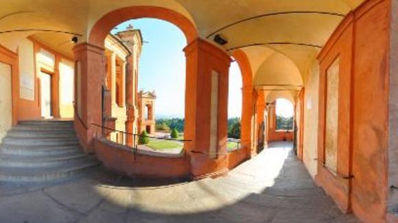 Bologna: Wie heeft de portici wandeling naar San Luca al gemaakt?