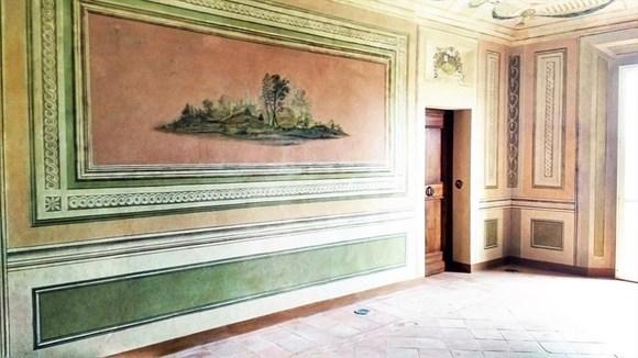 Villa Conti-Zambonelli, appartementen net buiten Bologna - Italië met Dolcevia.com