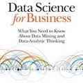 [英] Data Science for Business: What you need to know about data mining and data-analytic thinking