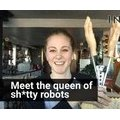 Meet the queen of sh*tty robots