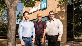 The Email to LinkedIn Employees, Today