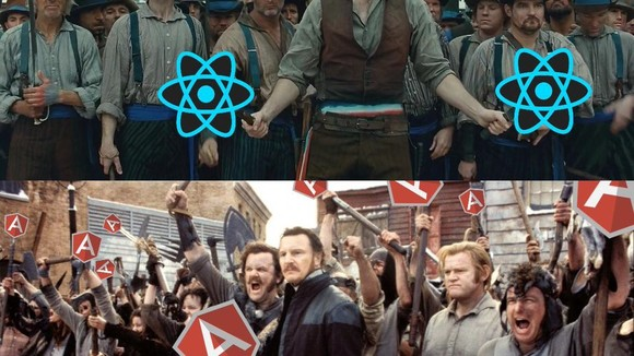 Angular 2 versus React: There Will Be Blood — Free Code Camp