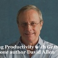 Productivity Talk with author of Getting Things Done David Allen | Blinkist