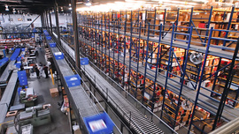 Warehouse Automation Increasing