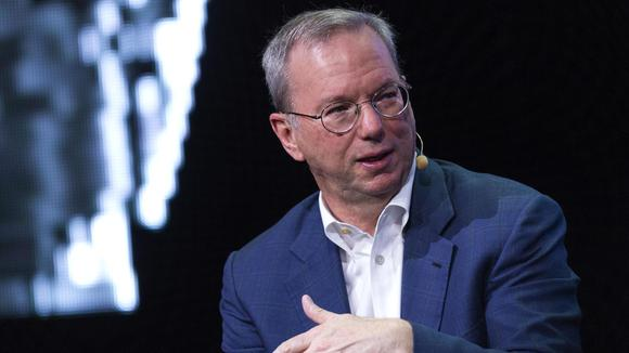 Alphabet's Eric Schmidt predicts what spark the next $100 billion firm