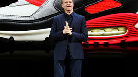 Nike Shakeup Creates Three-Man Race