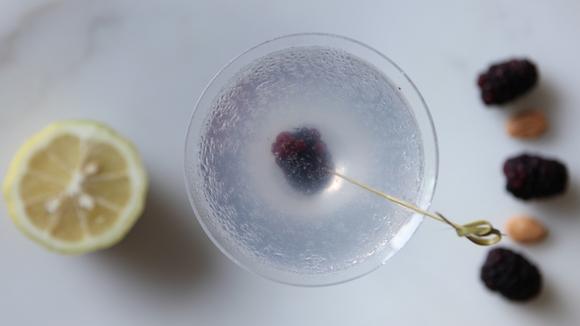 Il Positano, een cocktail van Hotel Le Sirenuse - Italië met Dolcevia.com