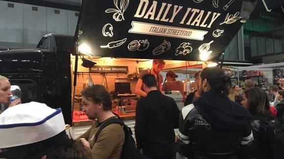 Zondag 3 juli - don´t miss it - Italia A Zandvoort - Italiaans Foodtrucks en Lifestyle Plein